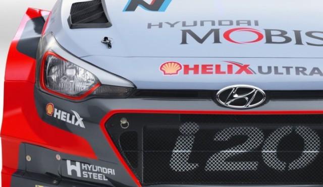 HYUNDAI MOTORSPORT | nueva generación del i20 para el WRC