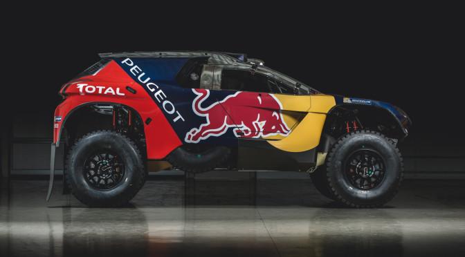 PEUGEOT | el 2008 DKR16 cambia de colores para el  Dakar