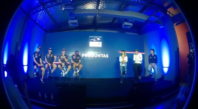 Peugeot | la división Sport presentó su equipo oficial del Dakar