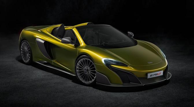 McLaren | 675LT Spider