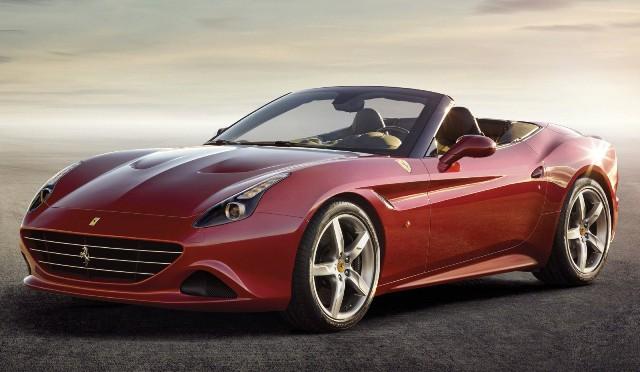 Ferrari    Recall para los California T 2016