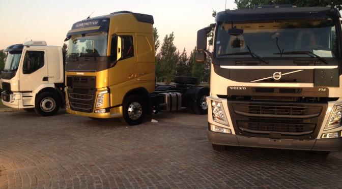 Volvo Trucks | Nota 1 | su sistema de conectividad optimiza el transporte