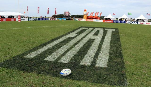 Fiat | presente junto a los Pumas campeones del American Sevens de Rugby