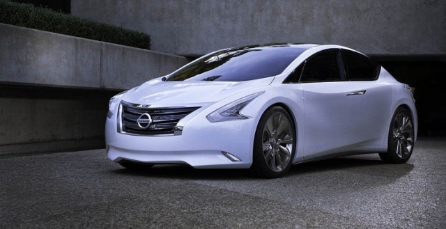 Nissan   Top Safety Pick Plus para su modelo Altima