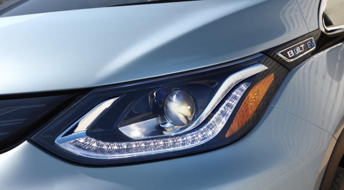 Chevrolet | presentó el Bolt EV 2017