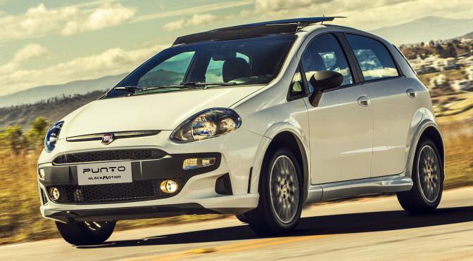 Fiat | Punto Blackmotion, la expresión deportiva del modelo