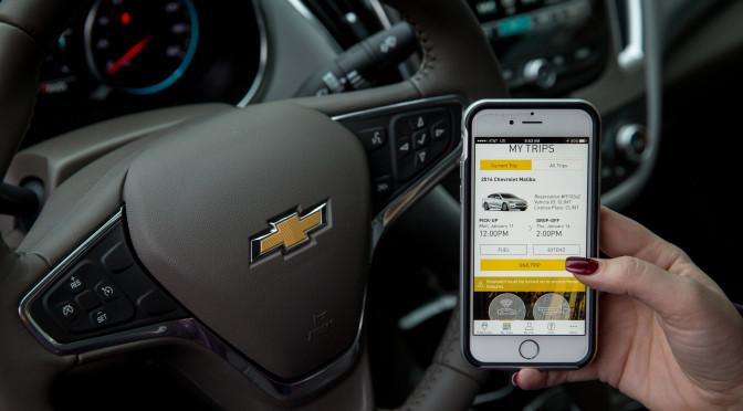 Chevrolet | #Moven la marca de GM de movilidad personal