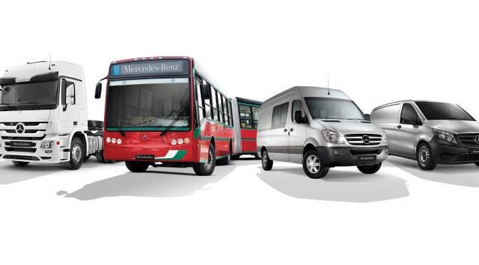 Mercedes-Benz | en vehículos comerciales la número 1 en Argentina!
