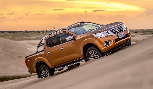 NP300 Frontier | Nissan | un premio más en 2017
