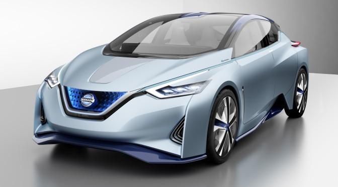 Nissan | presenta el prototipo IDS Concept en Detroit