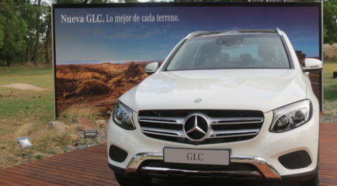 Mercedes-Benz | el nuevo GLC se muestra en Pinamar