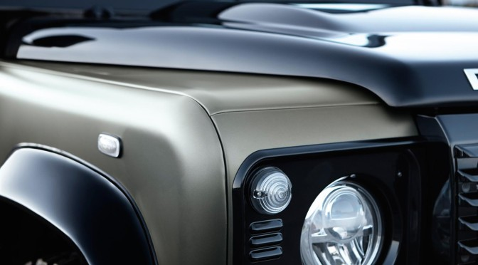 Land Rover | chau chau adiós al Defender