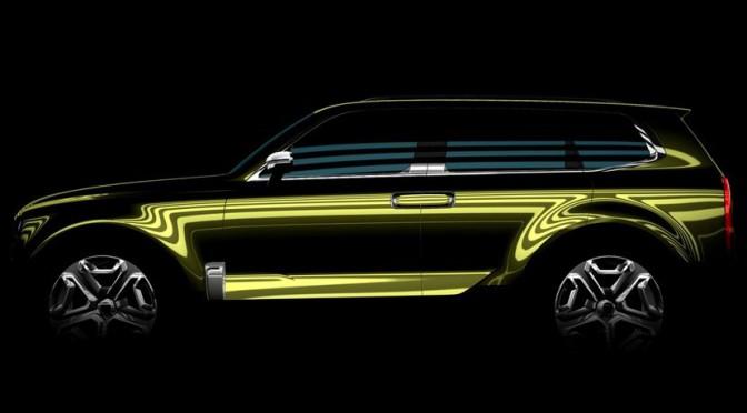 Kia | en Detroit un nuevo prototipo de SUV