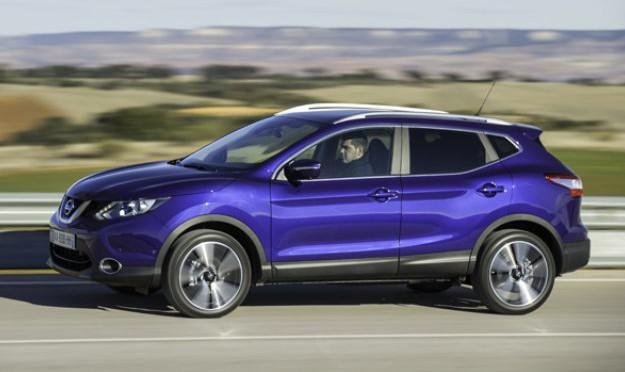 Nissan   batió su propio récord de ventas en Europa en 2015