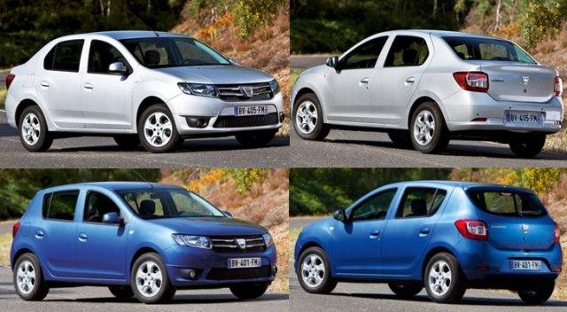 Renault | Recall para los nuevos Logan y Sandero