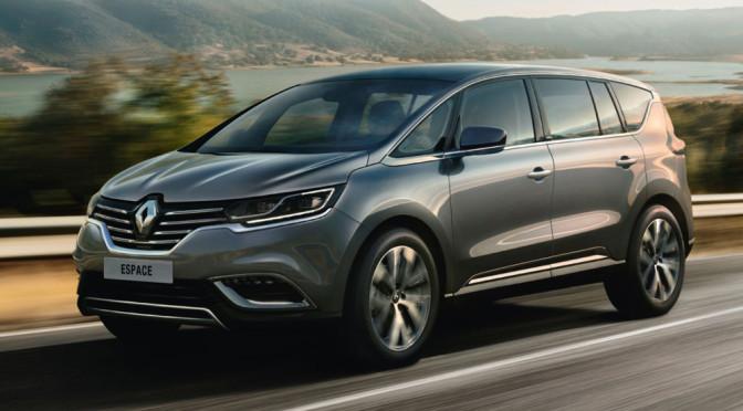 Recall | Renault | Espace y Talisman llamados a revisión