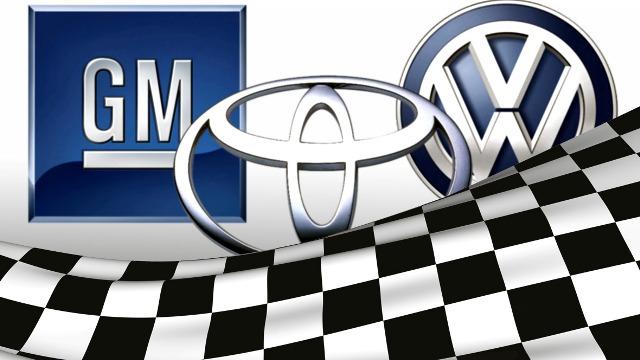Toyota | lider mundial, un año mas…