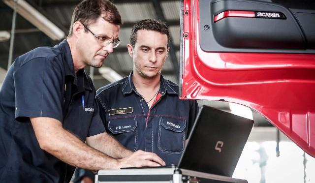 Scania | nuevo año nueva promo de servicios en Argentina