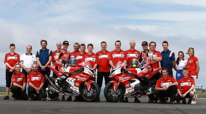 Gulf Oil/BMW   presentes y aliados en Mundial #Superbike
