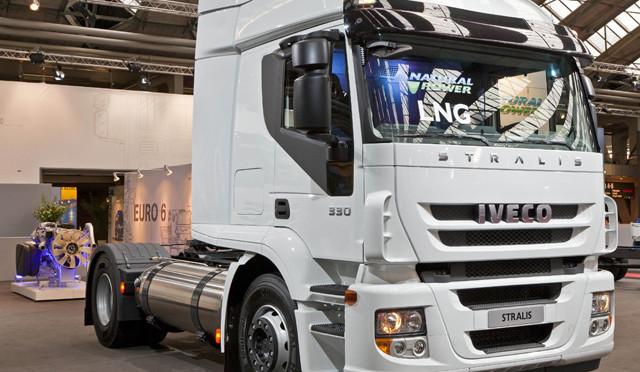 Iveco | presentó en Bruselas estrategias sustentables