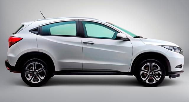 Honda | HR-V ahora tiene nueva versión, la EX