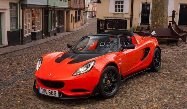 Lotus | Elise Cup 250, mas liviano mas potente