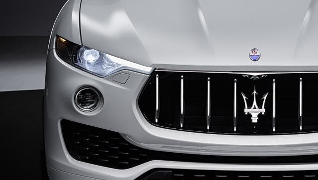 Maserati | Levante: el SUV será presentado en #Ginebra 2016