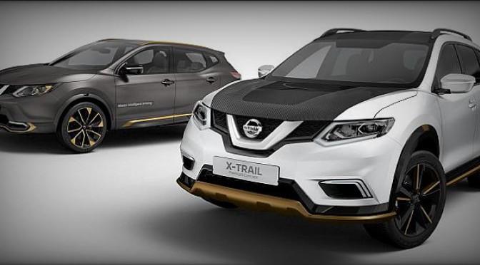 Crossover Premium | Nissan va por este segmento en Ginebra 2016