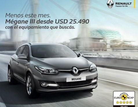 Renault | Crash Test con resultados falsos en una promo