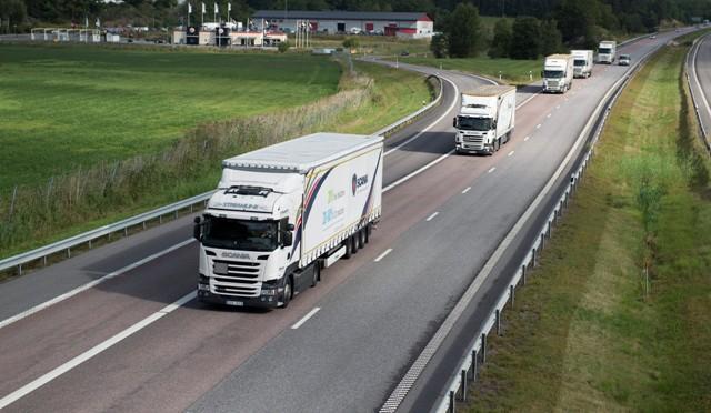 Scania / Ericsson | unidos para mejorar la eficiencia en el transporte
