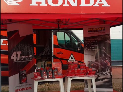 Enduro de Verano 2016   Honda apoya a sus equipos