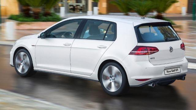 Volkswagen | ya hay un Golf VII brasilero