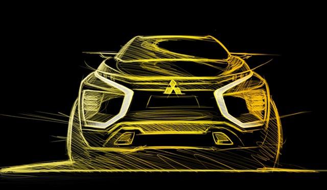 eX Concept | Mitsubishi | será presentado en Ginebra 2016