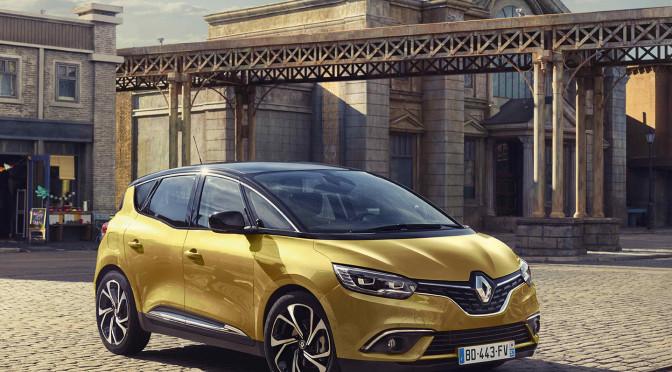 Renault | Scénic 2016 más moderno y futurista | Ginebra