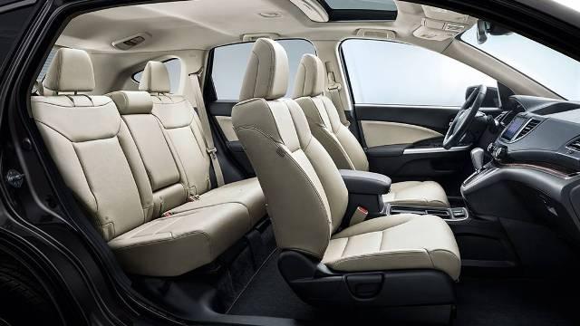 Honda | ya está la nueva CR-V