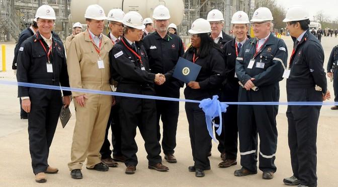 Total | inaugura en Bayport una planta de fluidos especiales de alta pureza