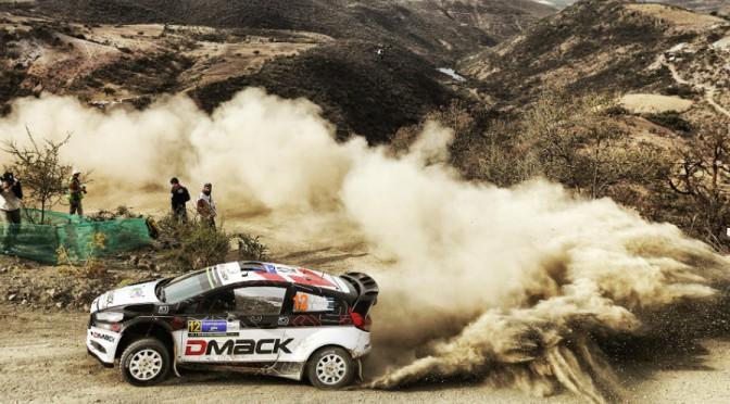 WRC | Mexico 2016 | gana JARI-MATTI LATVALA