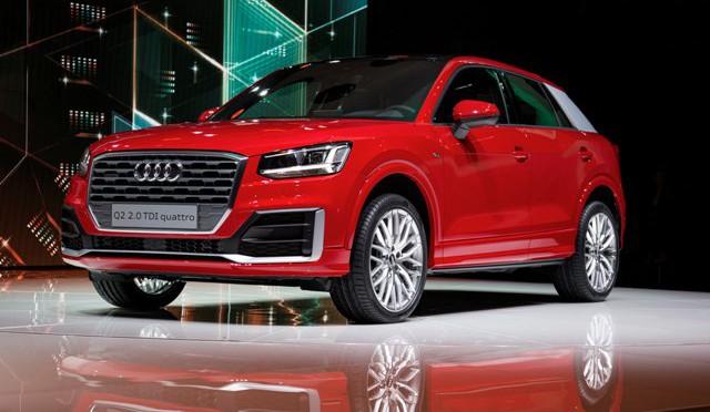 Audi_Q2 | el bSUV fue presentado en Ginebra 2016
