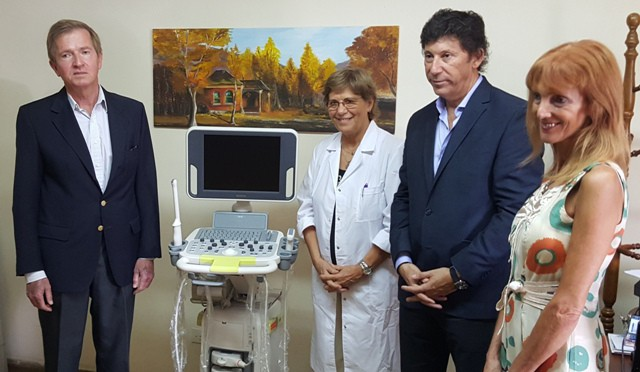 Autoclásica | CAC entregó equipamiento al Hospital Materno Infantil de San Isidro