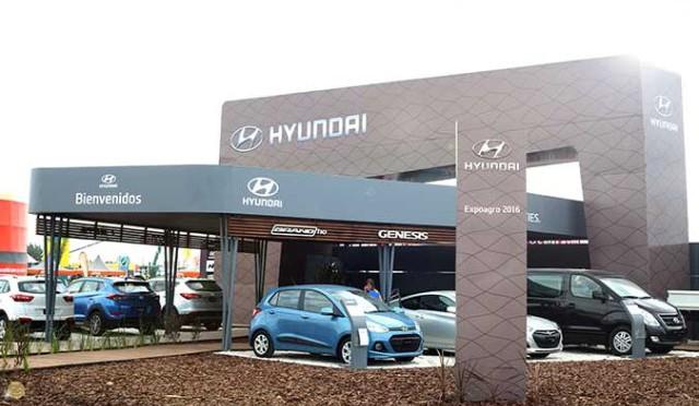 Hyundai | presente en Expoagro 2016 con toda su oferta