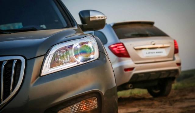 Lifan X60 | lanzamiento del SUV en Argentina – Precio