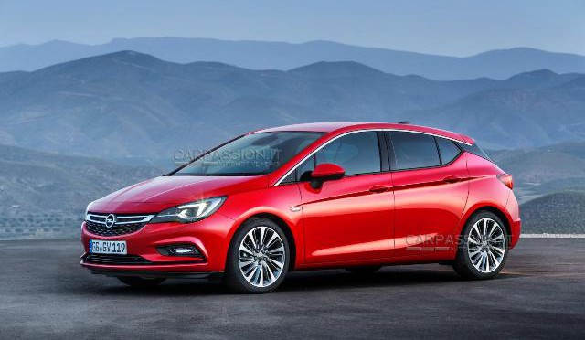 CaroftheYear | Opel/Vauxhall Astra Auto del Año 2016
