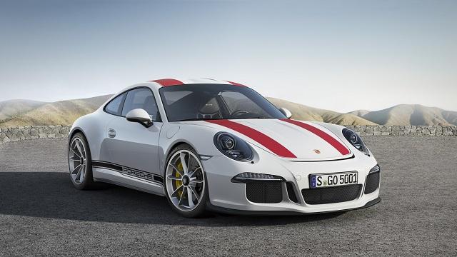 Porsche | Nuevo 911 R en Ginebra 2016 – Videos