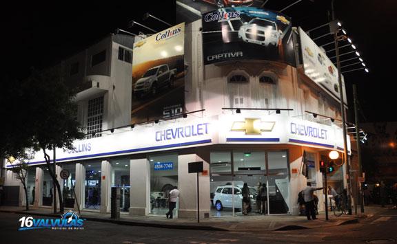 Descuento_Chevrolet | reabren Concesionarios Argentinos