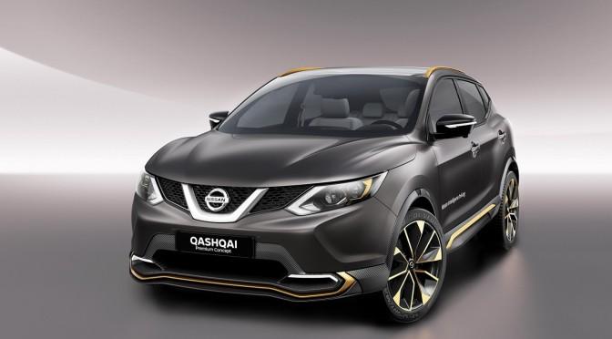 Qashqai | Nissan presentará su primer vehículo autónomo para 2017