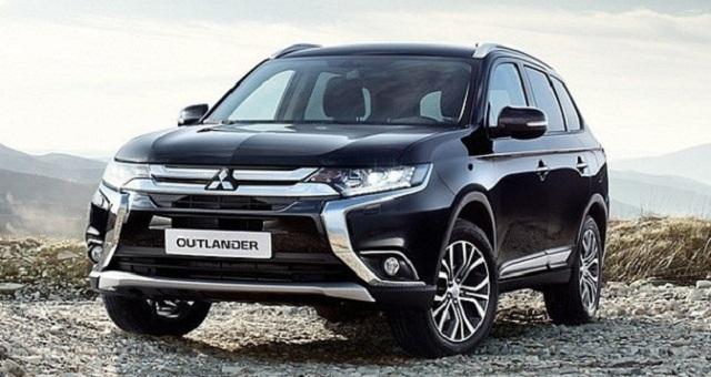 Outlander | Mitsubishi | lanzamiento de un nuevo estilo dinámico