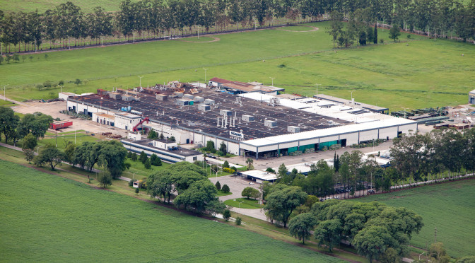 Scania | 40 años de presencia en Argentina