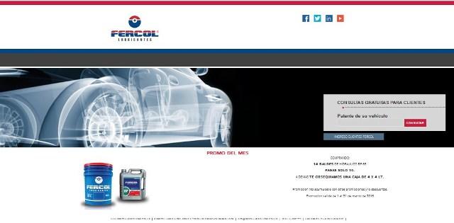 Autoservice | FERCOL | tiene nueva herramienta Web