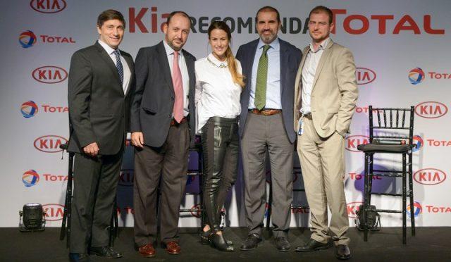 Total-Kia | acuerdo comercial en Argentina
