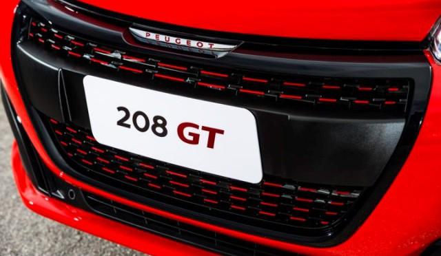 Peugeot 208 | restyling a la brasileña y nueva versión GT
